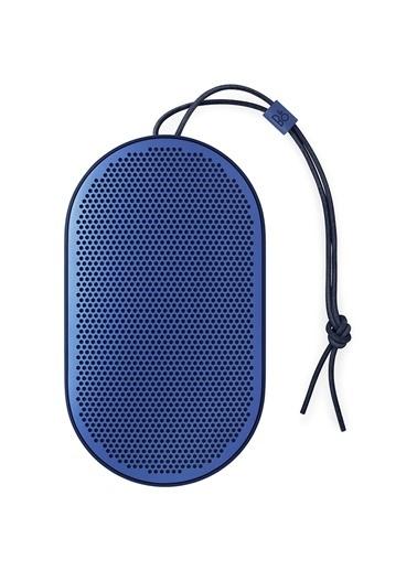 Bang Olufsen BeoPlay P2 Mavi Taşınabilir Bluetooth Hoparlör Mavi